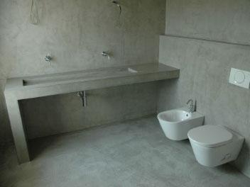 Betonvloer badkamer waterdicht maken