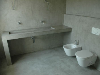 Beautiful Beton Waterdicht Maken Badkamer Ideas - House Design Ideas ...